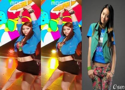 My bias of F(x)Krystal