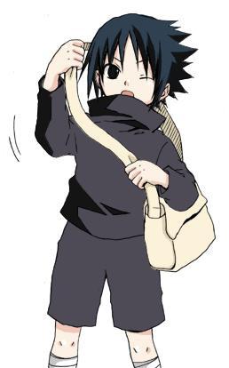 sasuke,he is so cute!!!!!