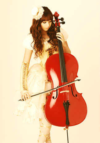 I playED the Clarinet, and I currently play the cello~ Rawak pic of Kanon Wakeshima :0