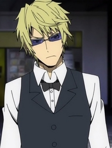 Your crush is cute, nice choice~ :3 Mine would be Shizuo Heiwajima... He reminds me so much of myself. I don't like him only for his looks, though that is a bonus X3. His personality is great. ♥