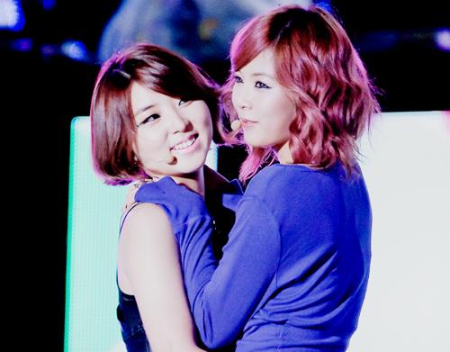 hyuna&seohyun