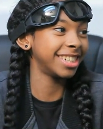 ray ray from Mindless Behavior so i can learn how 2 free style rap