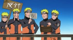 Do many NARUTO'S ???? Arrgh hw is that ??? O_O xD ... Here this is Naruto from Naruto . Naruto from Naruto . Naruto from Naruto . Naruto from Naruto and Naruto from Naruto !!! =D