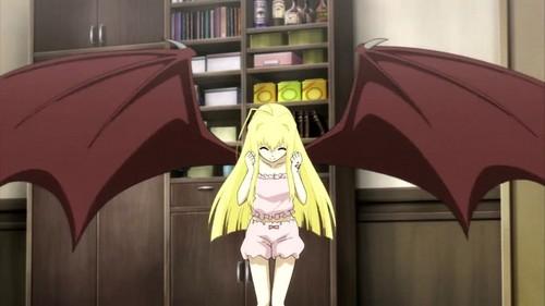 Rose can transform into a dragon~ ^_^