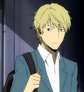 Shizuo Heiwajima. He is one of my all time favorites. Obsessed is an understatement... X3