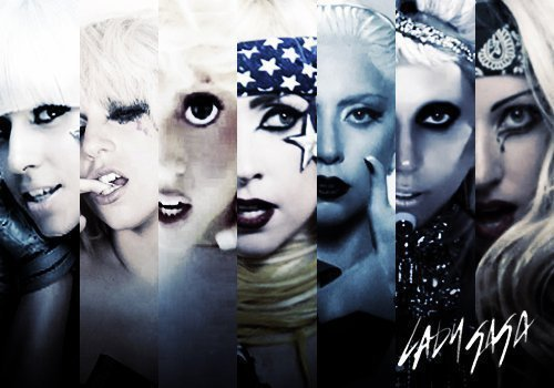Lady Gaga <3 mother monster
