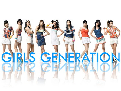 I like Snsd better, but wonder girls is okay.