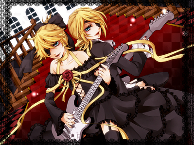 Pretty easy if you have a lot of Vocaloid pictures saved. :D