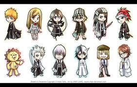BLEACH IT HAS: