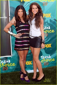 Miley and Fergie
