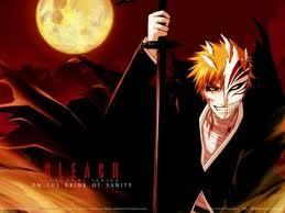 Ichigo Kurosaki 1.He can transform into a Soul Reaper (when he was human) 2.He can transform into a hollow (when he was Soul reaper)