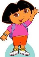 I honestly think that Dora the Explorer would be better off being italian instead of Spanish/Mexican. Don't you? Just really think about it.