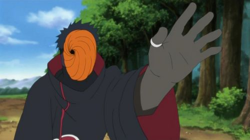 TOBI! <3 from Naruto hes a good boy! and my obsession! and my reason for living! but is Madara au Obito is the question..... still what the hell i upendo him so fluffin muchllez!!! TOBI IS A GOOD BOY!!!!! <3 <3 <3
