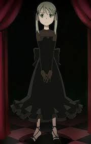 Maka Albarn from Soul Eater.