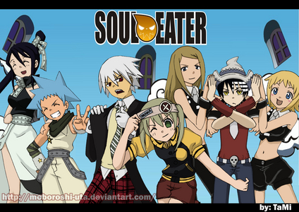 soul eater switched clothes!