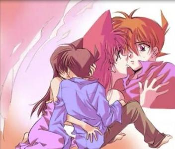 here is mine shinichi and ran