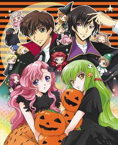 Happy Halloween from Code Geass!!