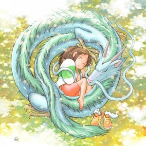 From Spirited Away. ^^
