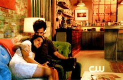 Blair: And what if I lose everything? Dan: You'll still have me.