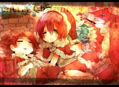 Post you favorite christmas anime scene! - Anime Answers ...