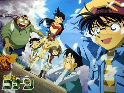 <b>The first 아니메 I watched was Detective Conan/Case Closed! and I still 사랑 it!:3</b>