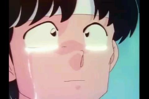 The best عملی حکمت Ranma 1/2. Gosunkugi crying over his dead lost love.