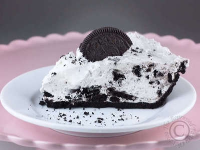 I'm not a fruitcake, I'm Oreo Pie! ♥
