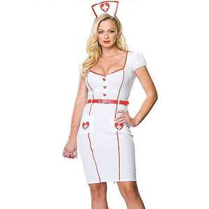 i really dont know i havent looked 4 a costume yet so i cant really say :/ but i was thinking about a nurse :)