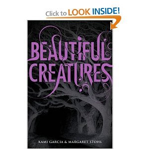 You should read the beautiful creatures. It is about a guy having dreams about this girl that moves where he lives and everyone hates her, beacuse she is relited to a so call killer.