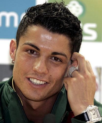 1 n only Cristiano Ronaldo!