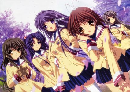 CLANNAD of Course.....:)