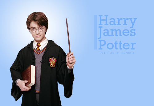 HARRY!!!!!!!! I luv Harry so much shes the GREATEST character I Luv him <3