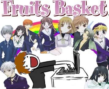 SO not a fair question. I have many obsessions, such as: Doctor Who Lady Gaga Harry Potter Fruits Basket ইউনিকর্ণ যেভাবে খুশী Shit
