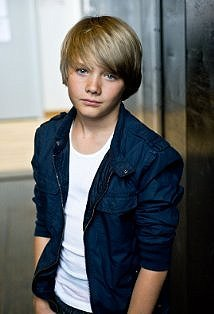 I'd be Dakota Goyo. I think it'd be fun being famous for a day.