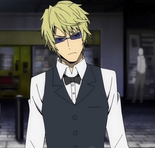 CHUCK TESTA. Real answer: Shizuo. Just to see what It would be like to be my preferito character (Ever) for a day. (Yep. My preferito character ever ain't Claude. Be shocked)