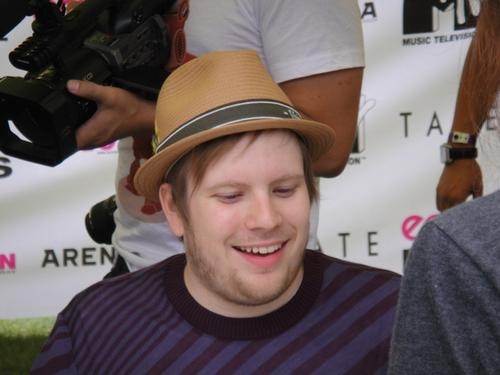 I'd be of course Patrick Stump and for reason te don't want to know >:3