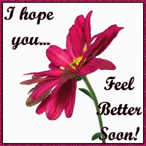 Drink lots of water, relax, ALWAYS have a box of tissues near Du and get PLENTY oder sleep and rest and Du will feel better in no time! :) Get well soon!
