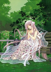 Chobits! Loved it!