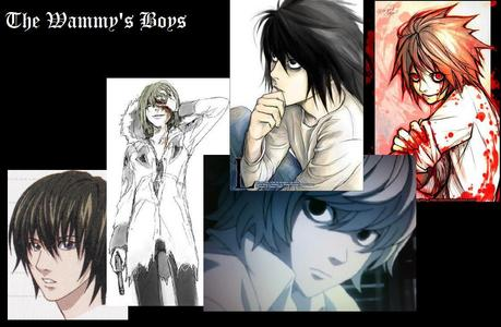 Magic word: Death Note(...I mean wordS)