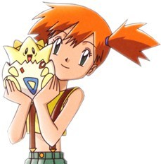 I love Misty! She was way better the other girl characters. Pokemon was great when we had our پسندیدہ trio (Ash, Brock, and Misty) The دکھائیں lost that after she was gone. :(