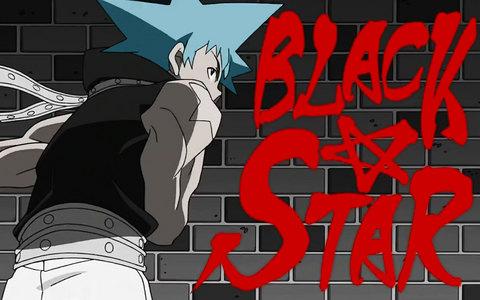 Black *Star X3<3 Soul Eater