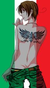 Feliciano Vargas (Italy) from Hetalia!!! <3