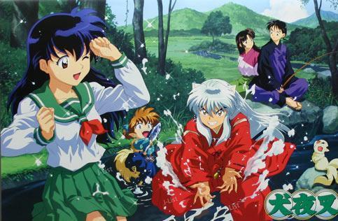 Thanks for saying InuYasha! *pats your back* :) *looks through file of 202 InuYasha pictures* lets see, i amor this one! :)