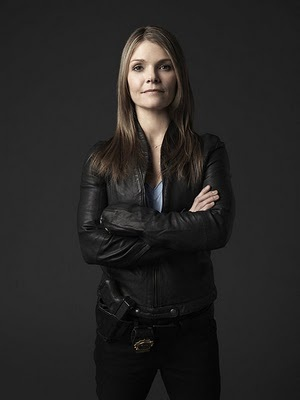 Detective Alexandra Eames from Law & Order: Criminal Intent.