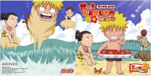 Found a cute naruto chibi playa scene:)!