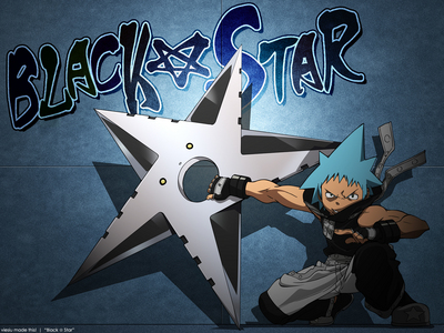 This is black nyota from soul eater, doesnt he look awesome!!!