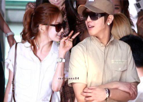 Yonghwa and Seohyun~~