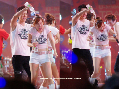 Sunny and Donghae ^^