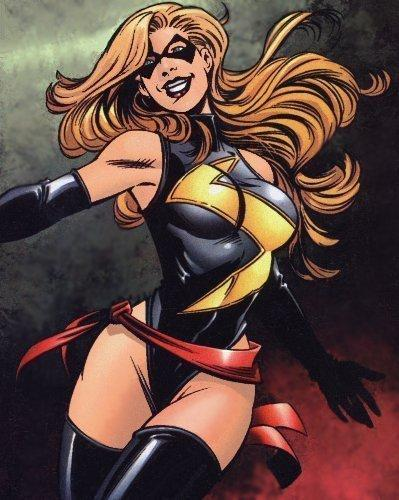 I used to have a pretty big crush on Miss Marvel.