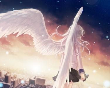 Tachibana Kanade from angel beats